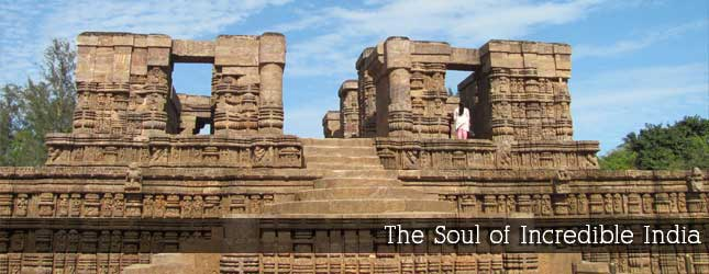 Famous Temples of Odisha