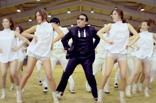 What's your Favorite Gangnam Style Video?