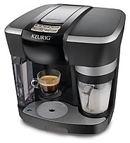 Best Coffee Latte Makers | The Keurig Rivo Cappuccino and Latte System