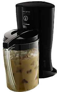 Best Coffee Latte Makers | Mr. Coffee BVMC-LV1 Iced Cafe Iced Coffee Maker, Black