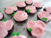 Cupcake Decorating Ideas for a Bridal Shower | Wedding Stuff We Like