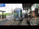 Trams of Nagasaki, Japan (Streetcars)