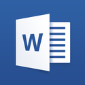 Microsoft Word for iPad