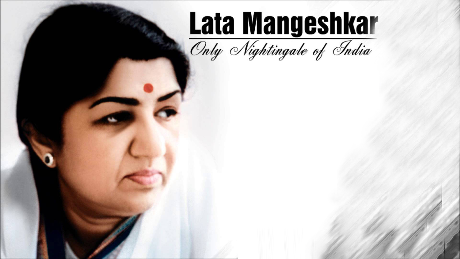 The best of Lata Mangeshkar