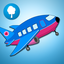 iPad Apps to the Rescue for Fun Travel with Young Kids | My First App - Vol. 3 Airport - Top Fun Game App for Toddlers and Preschoolers