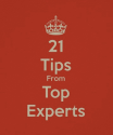 21 Social Media Tips for Nonprofits from Top Experts