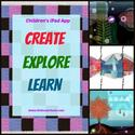 Creating with Children and iPad Apps | Children's iPad App, Create Explore Learn at the Royal Children's Hospital