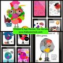 Creating with Children and iPad Apps | Children's iPad App, This Monster - Creatures that Love Color