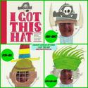 Creating with Children and iPad Apps | Children's App Review, I Got This Hat