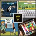 Creating with Children and iPad Apps | Creating Digital Stories with iPad