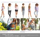 Top 10 Summer Web Designs - Vote Now | Women's Performance Apparel: Yoga Clothing, Run Clothing & Swimwear. Free Shipping | Athleta