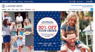 Top 10 Summer Web Designs - Vote Now | Lands' End | Quality Clothing, Swimwear, Outerwear and more
