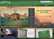 Top 10 Summer Web Designs - Vote Now | Orvis Official Site