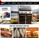 Top 10 Summer Web Designs - Vote Now | Weber Grills - By Grillers For Grillers