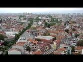 View from top apartment Hotel Bulgaria - Bourgas 1