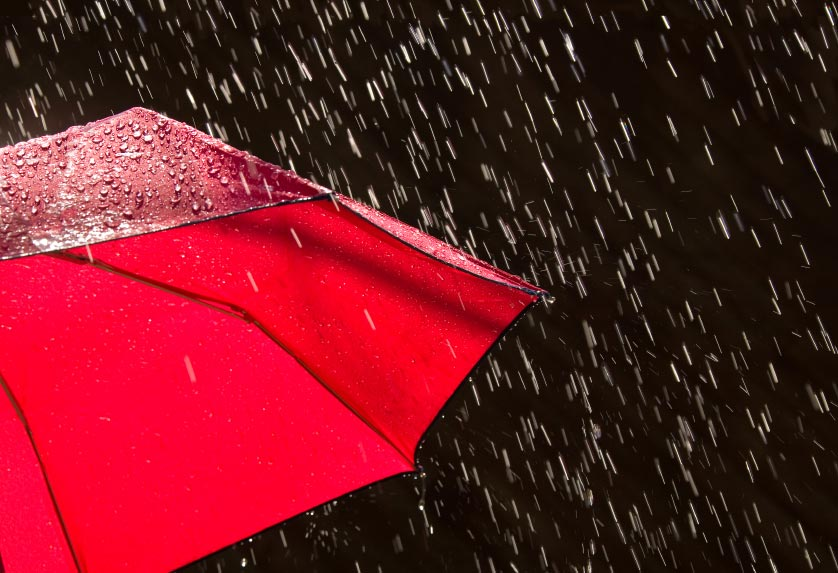 10 Reasons why we love rain