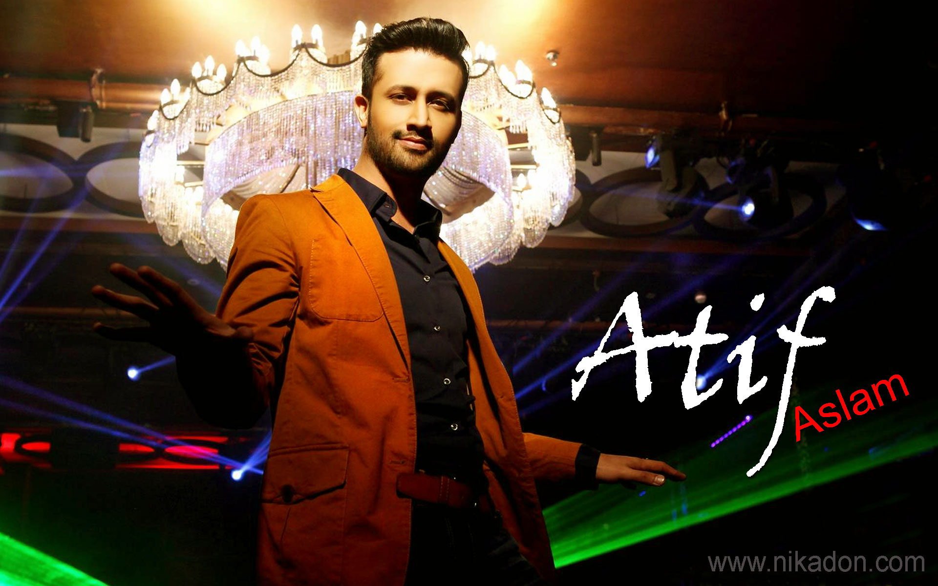 Atif aslam wallpaper download
