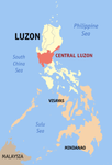 Central Luzon - Wikipedia, the free encyclopedia