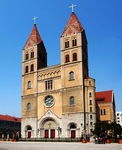 St. Michael's Cathedral, Qingdao - Wikipedia, the free encyclopedia