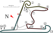Shanghai International Circuit - Wikipedia, the free encyclopedia