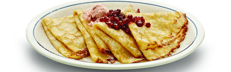 Best places to have crepes in Mumbai