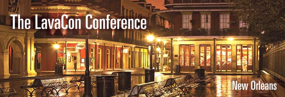 Headline for LavaCon New Orleans Proposal List
