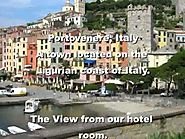 Porto Venere, Italy 2008 new music