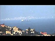 Strait of Gibraltar, view from Tanger, Tangier morocco to spain, Tariffa, andalus by Jonas Senhadji