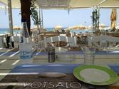 Baja Beach Club in Rethymno - Votsalo Restaurant - Rethymno Beach - Home