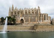 Top Things to Do in Palma de Mallorca, Spain, from a Cruise Ship - Created by BoostVacations.com Staff | Palma Cathedral