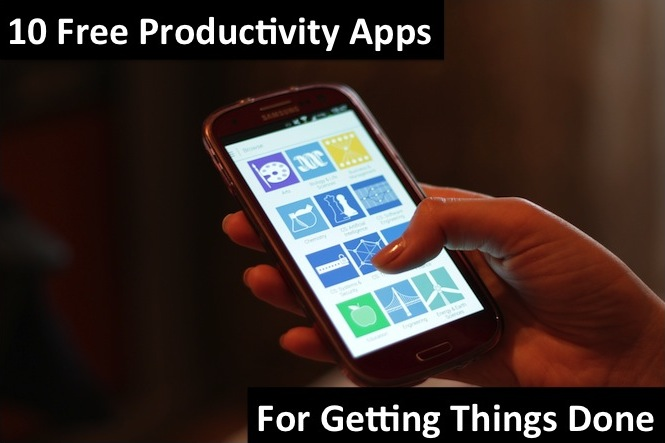 10 Free Productivity Apps