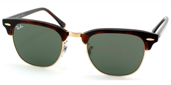 Headline for Ray-Ban Clubmaster Sunglasses