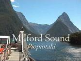 Doubtful Sound & Milford Sound New Zealand