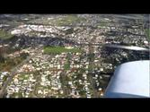 Cessna 152, PQP, Overhead Tauranga City, New Zealand