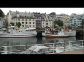 Norway Alesund City tour