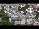 Travel video: Alesund of Norway views and Guide's short stories in HD
