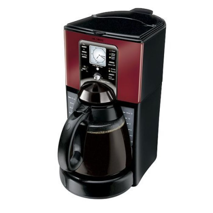 Kitchen Accessories List: Black And Red Kitchen Accessories And Appliances
