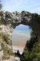 Arch Rock (Mackinac Island) - Wikipedia, the free encyclopedia