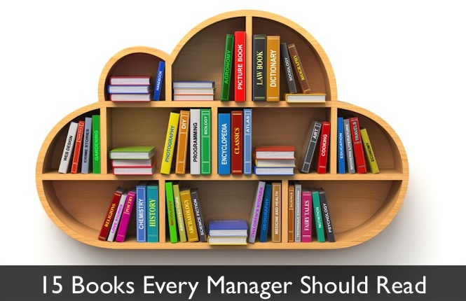 Headline for Books Every Manager Should Read