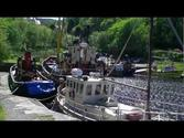 The Crinan Canal, Argyll, Scotland.