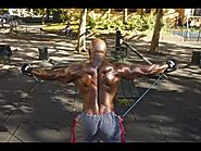 FULL BODY WORKOUT WITH CALISTHENICS & RESISTANCE BANDS