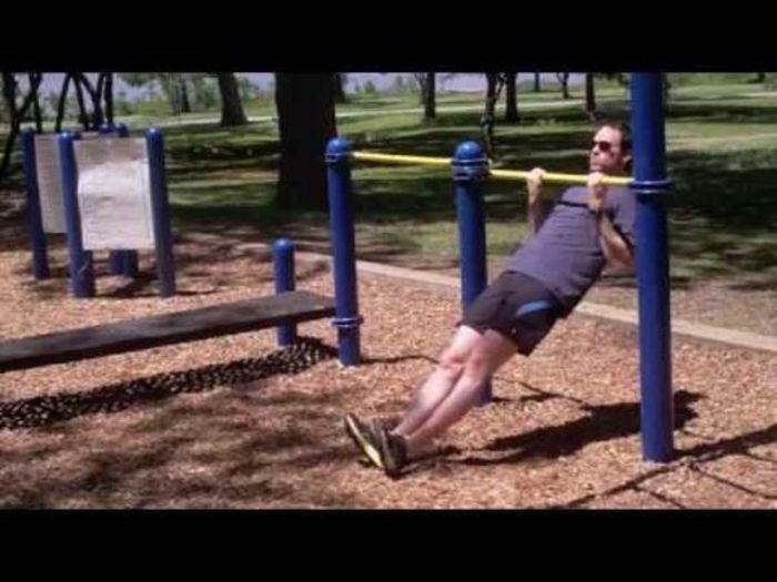 Intermediate Calisthenics Workout Full Body