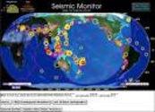 Web resources for Science teaching | IRIS Seismic Monitor