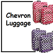 Best Chevron Luggage | Chevron Rolling Luggage, Carry On and Duffel Bags | Chevron Luggage - Best Chevron Luggage Sets, Rolling Luggage and Carry On