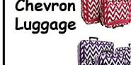 Best Chevron Luggage | Chevron Rolling Luggage, Carry On and Duffel Bags | Chevron Luggage Sets, Rolling Luggage, Carry On Luggage: Chevron Luggage Sets, Rolling Luggage, Carry On Luggage Powe...
