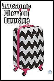 Best Chevron Luggage | Chevron Rolling Luggage, Carry On and Duffel Bags | Best Chevron Luggage | Chevron Luggage Sets, Rolling Luggage, Carry On Luggage
