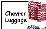 Best Chevron Hardsided Rolling Luggage with Spinner Wheels