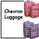 Best Chevron Luggage | Chevron Luggage Sets, Rolling Luggage, Carry On Luggage - Best Chevron Stuff