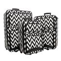 Best Chevron Luggage | Chevron Rolling Luggage, Carry On and Duffel Bags | Best Chevron Luggage | Sets - Rolling Luggage or Carry On Sets