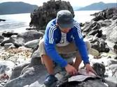 Spearfishing in Norway . Runde 2009 . Lutin Alexandr & Pollack 3KG